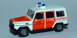 Mercedes Benz G NEF Feuerwehr Stuttgart