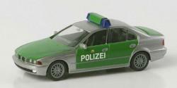 BMW 5er Polizei Hessen