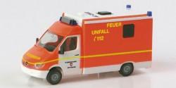 Mercedes Benz Sprinter Feuerwehr Stolberg RTW