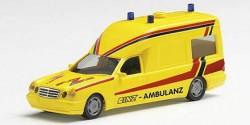 Mercedes Benz W210 Binz Ambulance KTW