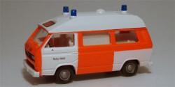 VW Bus Hochdach RTW Baby-Notarztwagen
