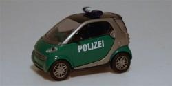 Smart City Coupé Polizei