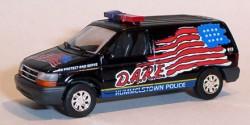Dodge Van Hummelstown Police D.A.R.E.