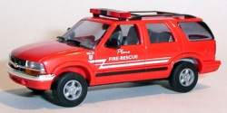 Chevrolet Blazer Fire Rescue ELW
