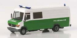 Mercedes Benz T2 Vario Polizei Mobile Wache