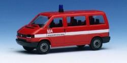 VW T4 Caravelle Feuerwehr Hoogovens MTW