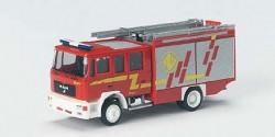 MAN M 2000 Feuerwehr LF 16/12