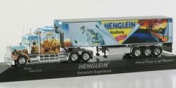 Kenworth Kühlkoffer-Sattelzug Henglein (Nr. 2)