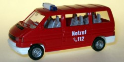 VW Caravelle Feuerwehr MTW
