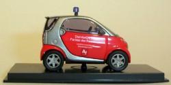 Smart City Coupe Feuerwehr Niedersachsen