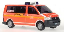 VW T5 NEF Feuerwehr Berlin Neukölln