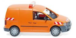 VW Caddy Streckenkontrolle Kommunal