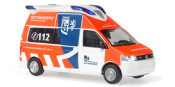 VW T5 RTW Rettungsdienst Oberbergischer Kreis