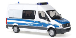 VW Crafter Bundespolizei