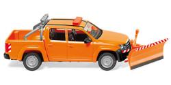 VW Amarok Winterdienst Kommunal
