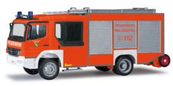 Mercedes Benz Atego Z-Cab LF 20 Feuerwehr Waldachtal