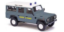Land Rover Defender Bergrettung Italien