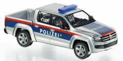 VW Amarok Polizei Wien