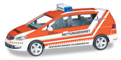 VW Sharan NEF Volkswagen Gesundheitswesen