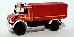 Mercedes Benz Unimog U 5000 GW-Rüst Feuerwehr Hamburg Eidelstedt