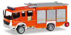 Mercedes Benz Atego HLF 20 Feuerwehr Hamburg