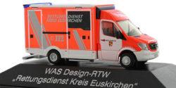 Mercedes Benz Sprinter RTW Rettungsdienst Kreis Euskirchen