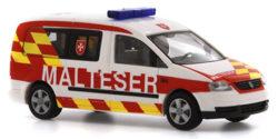 VW Caddy Maxi Malteser Wien