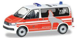 VW T6 NEF Feuerwehr Wolfsburg