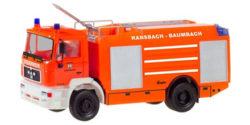 MAN M90 TLF Feuerwehr Ransbach-Baumbach