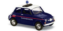 Fiat 500 Carabinieri Italien