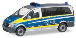 Mercedes Benz Vito Polizei Saarland