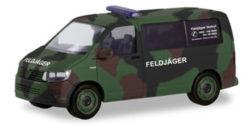 VW T6 Flecktarn Bundeswehr Feldjäger