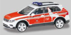VW Tiguan NEF Feuerwehr Wolfsburg
