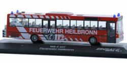 Mercedes Benz O 407 Feuerwehr Heilbronn